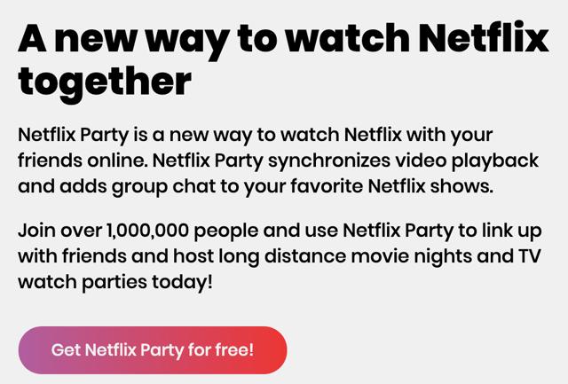Parti Netflix