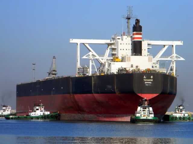Princess Mary VLCC Tanker
