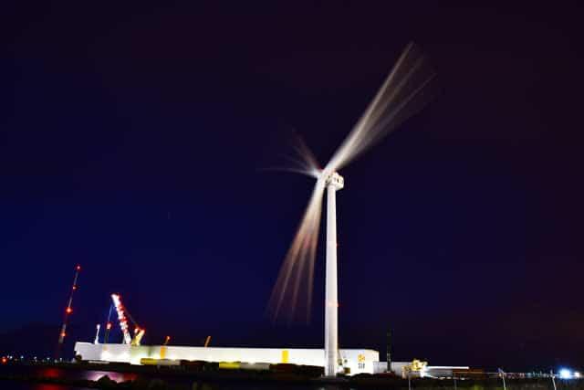 Turbine offshore GE Haliade-X 12MW