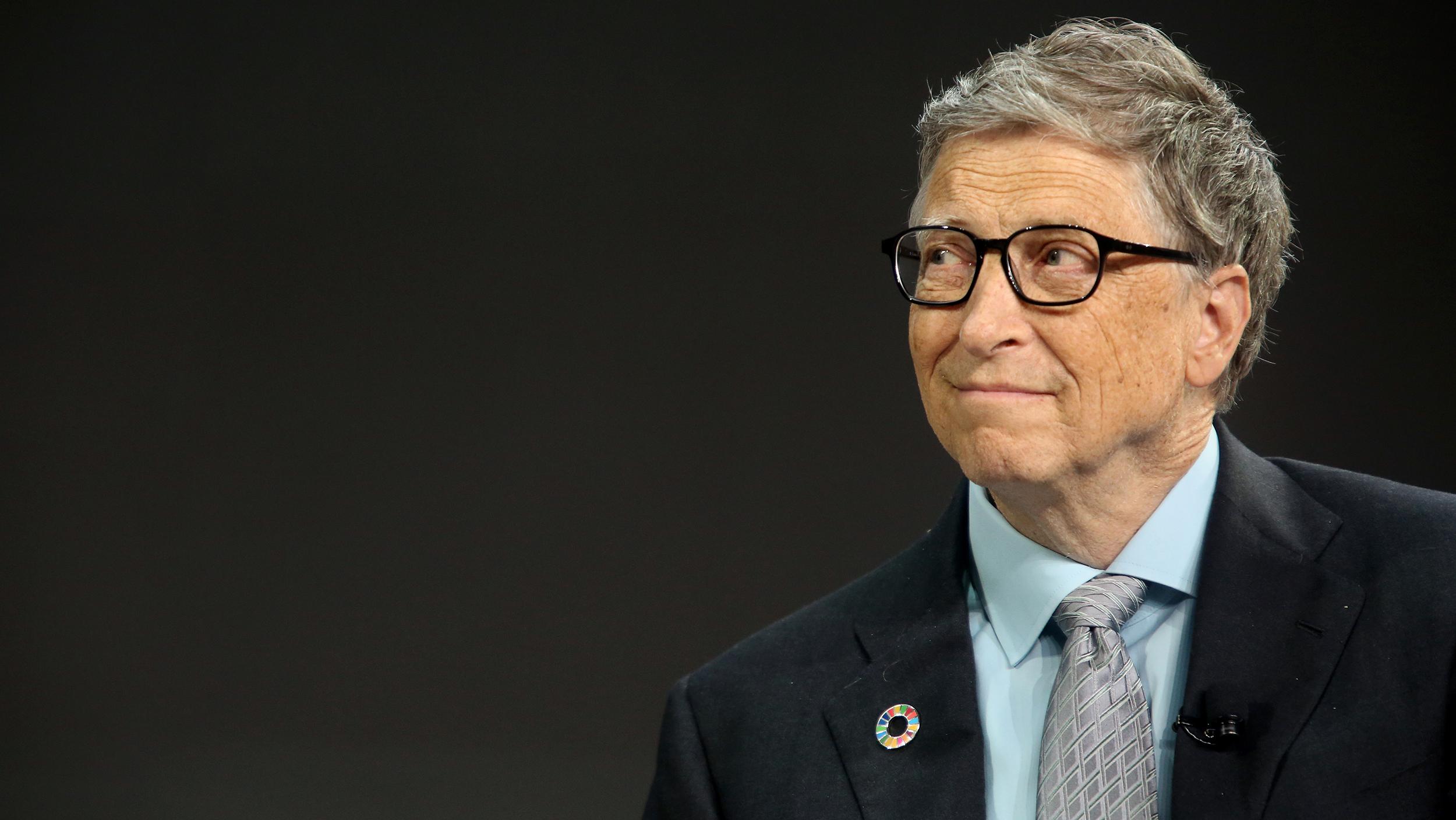 Pour Bill Gates, l'anonymat implicite dans les transactions avec des systèmes de cryptographie comme Bitcoin représente un problème, lié à la criminalité et au blanchiment d'argent. Cependant, l'histoire est différente lorsqu'il parle de la technologie Blockchain. Source : El Universal