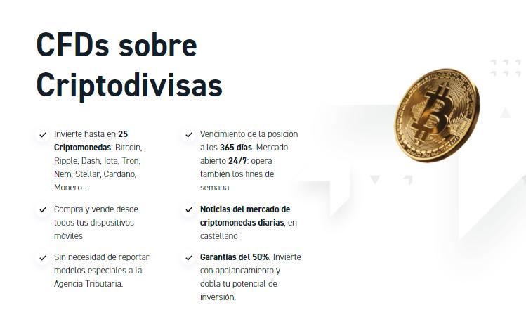 Avec 25 CFDs dérivés de crypto-monnaies, XTB se positionne comme l'un des meilleurs prestataires de services pour ce jeune marché.