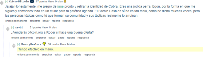 Fil de discussion sur la vente éventuelle de Bitcoin.org