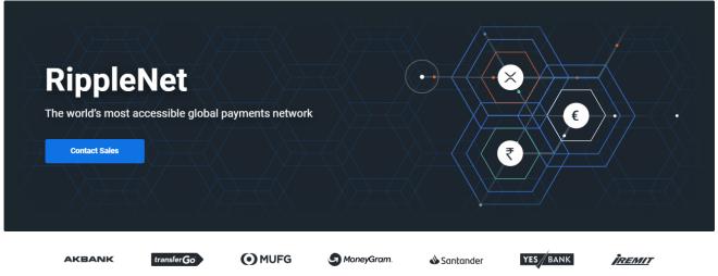 Les technologies de rupture permettent d'améliorer les paiements transfrontaliers grâce à Ripple et ses partenaires
