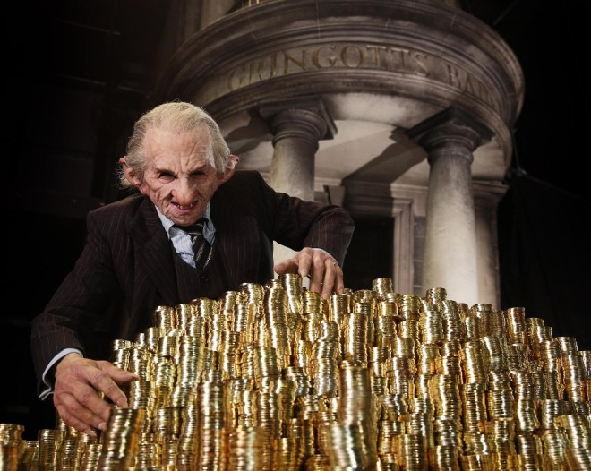 La banque Gringotts dans la saga Harry Potter