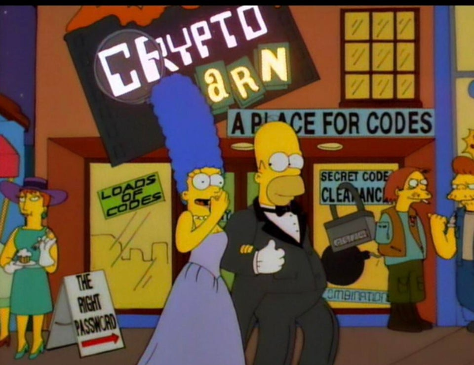 C'est vrai, les Simpson ont prédit Bitcoin en 1997