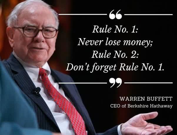 Buffett : Don