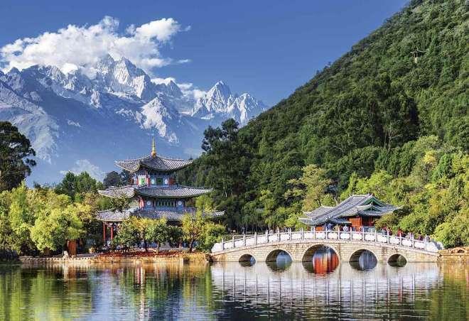 La province du Yunnan et la ville voisine de Suchuan ont un climat et une source d'énergie idéale pour l'exploitation de la cryptomine.