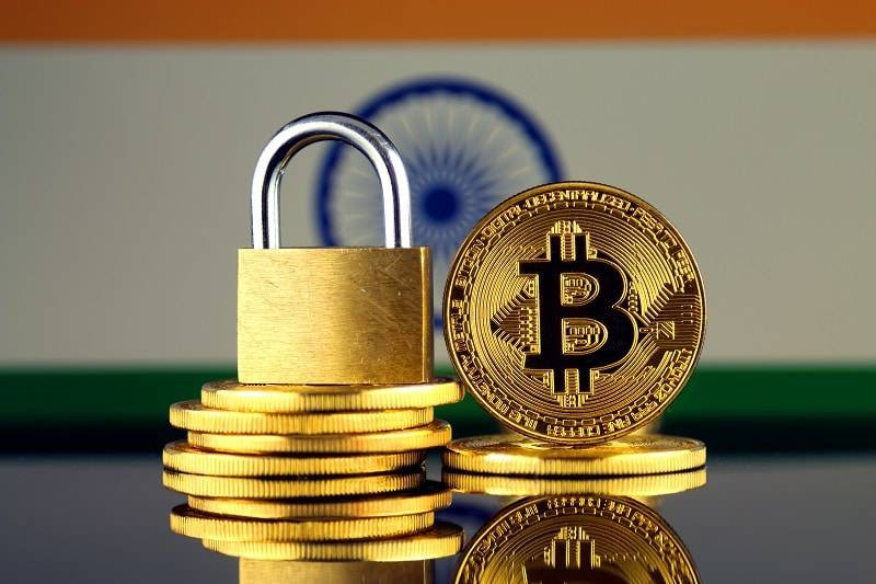 Les banques indiennes ont hésité à accepter les crypto-monnaies.