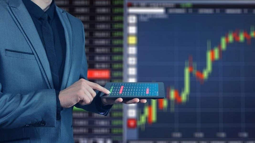Le trading en bourse bat des records
