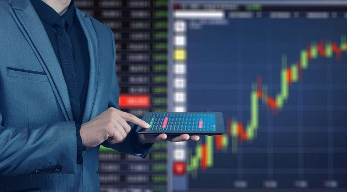 Le trading en bourse bat des records
