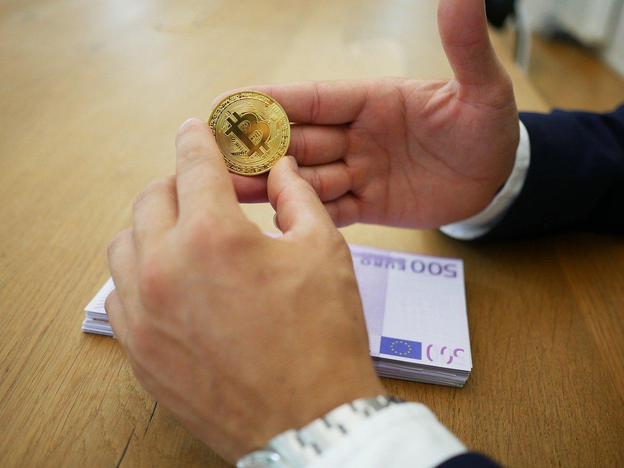 Crypto et Euro