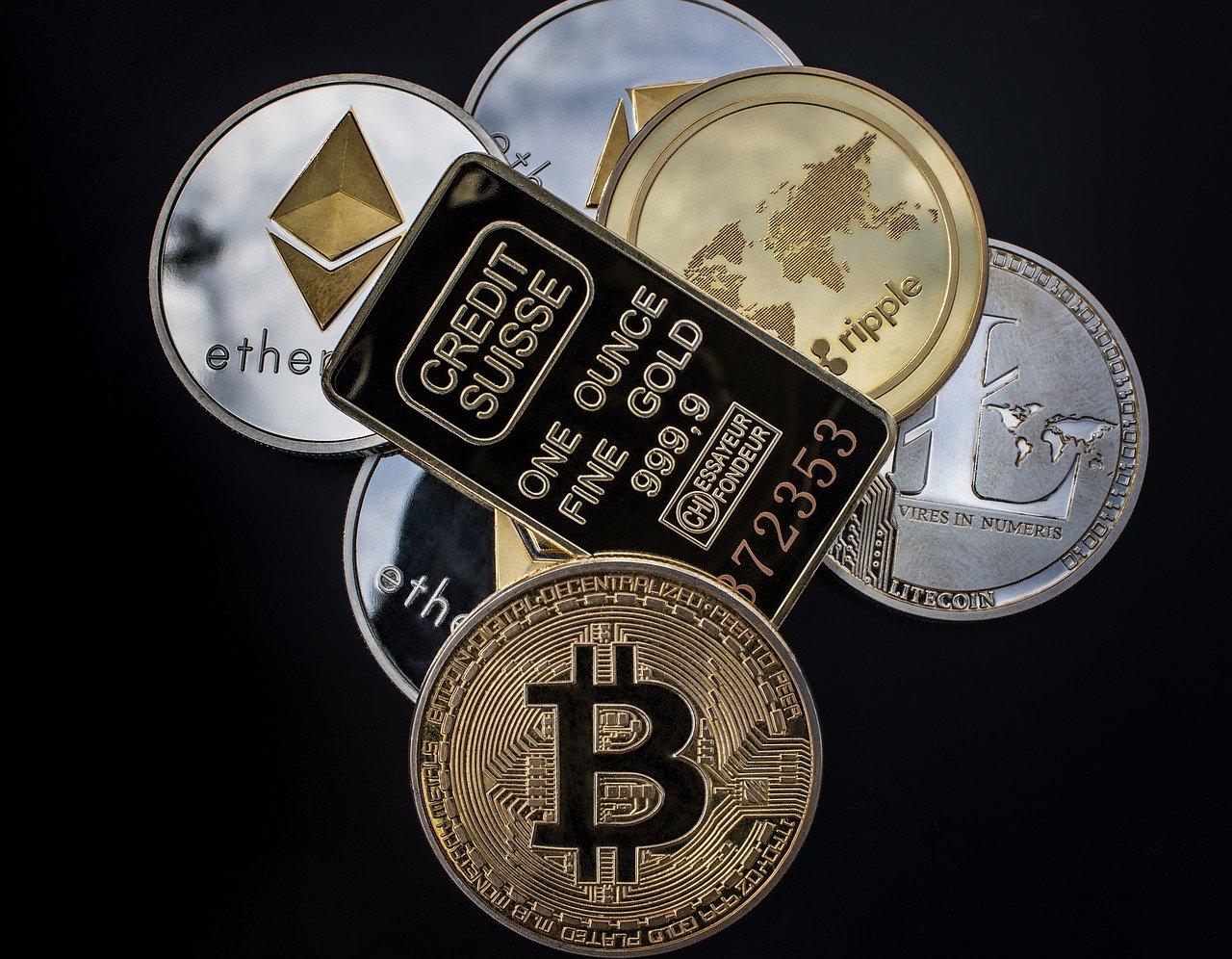 Des cryptos