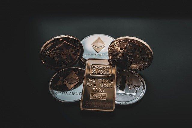Crypto altcoin